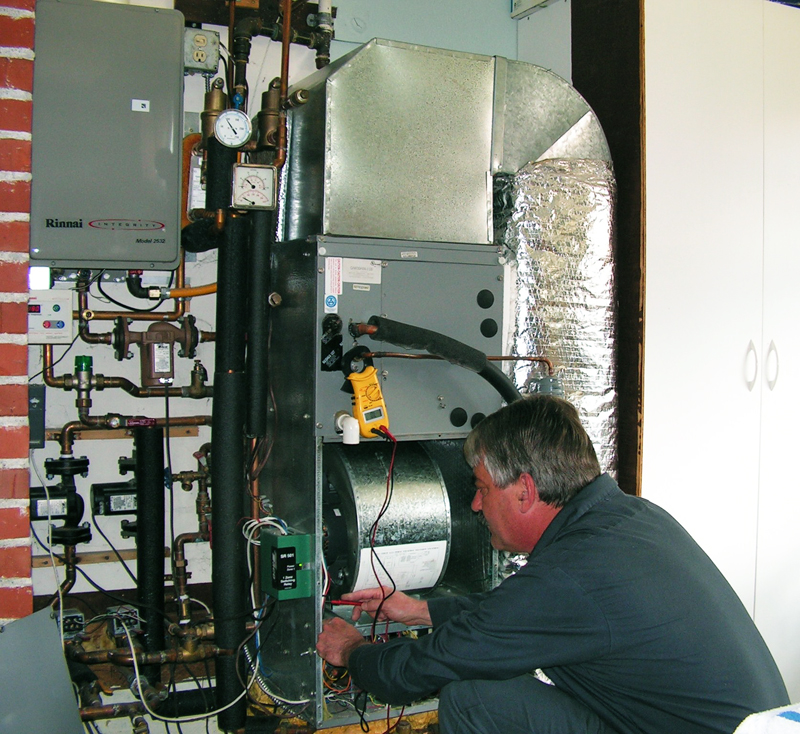 Furnace Repairs in Marysville